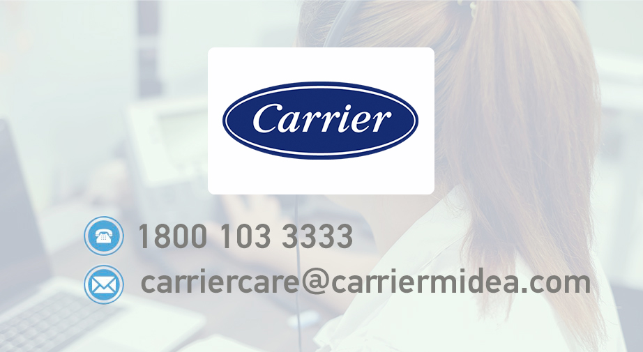 Carrier Midea India Customer Care Number | Carrier Midea