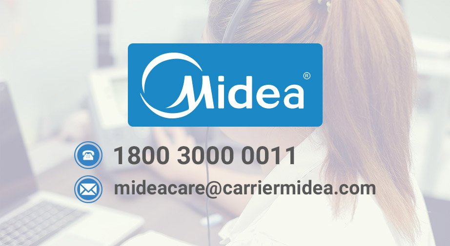 Free services - Carrier Midea India